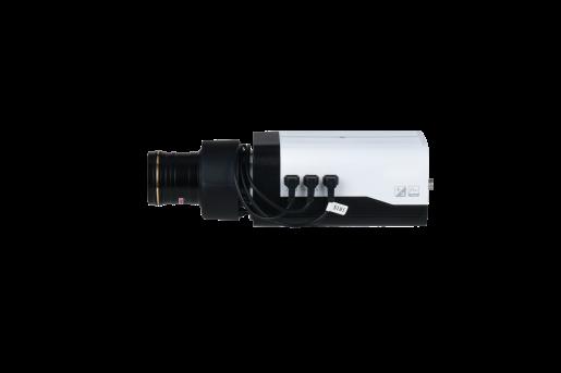 高清(400万像素)人脸识别标准枪型网络摄像机