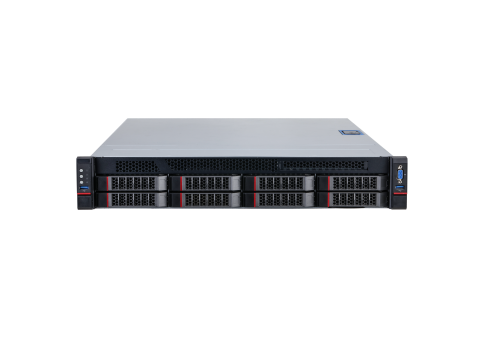 大华2U交通微云智能服务器(Silver4114T*2-16G*8-4T*4-A卡*1-含加密狗)DH-IVS-TC8000-A-GU2-HW