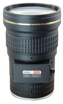 大华1/1.7英寸7-34mm焦段1200万镜头