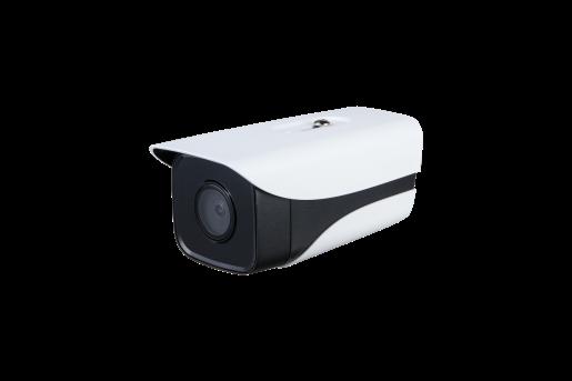 大华400万星光红外定焦枪型网络摄像机